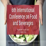 6th International Conference on Food and Beverages 150x150