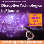 DISRUPTIVE TECHNOLOGIES IN PHARMA 150x150 copy