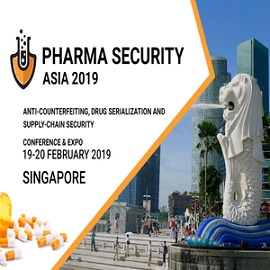 Pharma Security Asia 2019